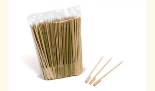 Bamboo Teppo Gushi (Gun Shaped) Skewers